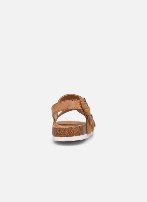 Sandales et nu-pieds Xti Sandales / 57063 Marron vue droite
