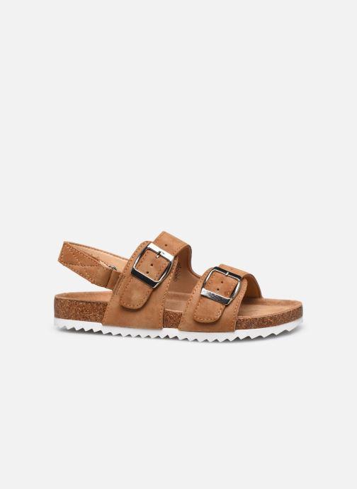 Sandales et nu-pieds Xti Sandales / 57063 Marron vue derrière