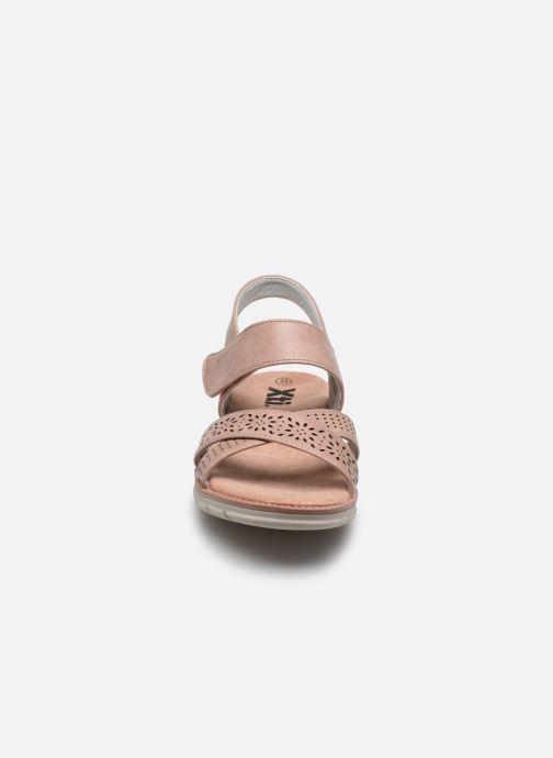 Sandali e scarpe aperte Xti Sandales / 57087 Beige modello indossato