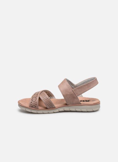 Sandali e scarpe aperte Xti Sandales / 57087 Beige immagine frontale