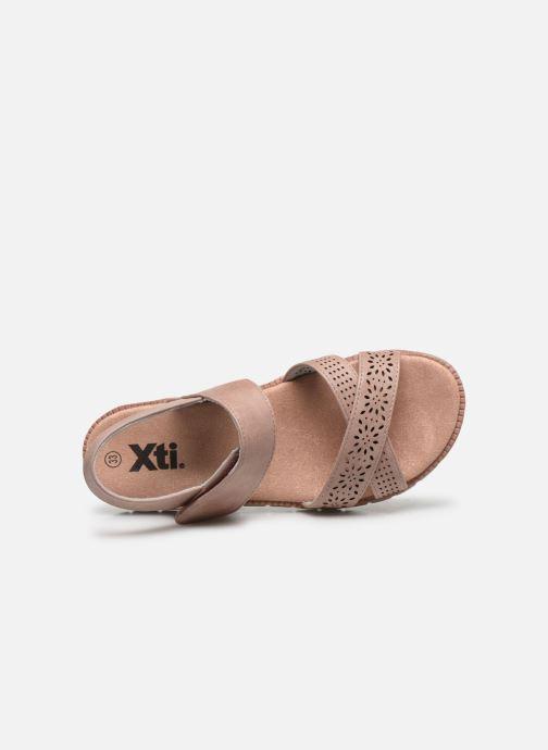 Sandali e scarpe aperte Xti Sandales / 57087 Beige immagine sinistra