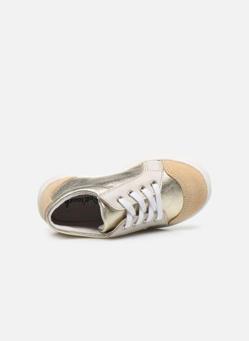 Sneakers Patt'touch Andy Goud en brons links