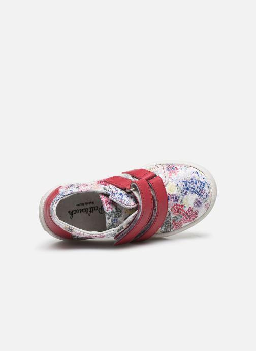 Sneakers Patt'touch Mael Multicolore immagine sinistra