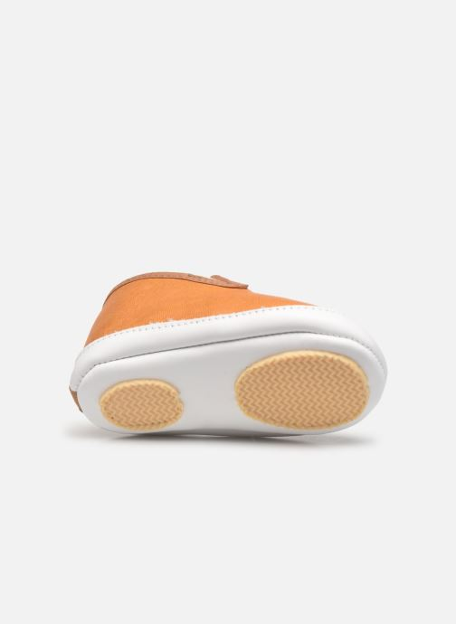 Pantofole Patt'touch Alix Beige immagine dall'alto