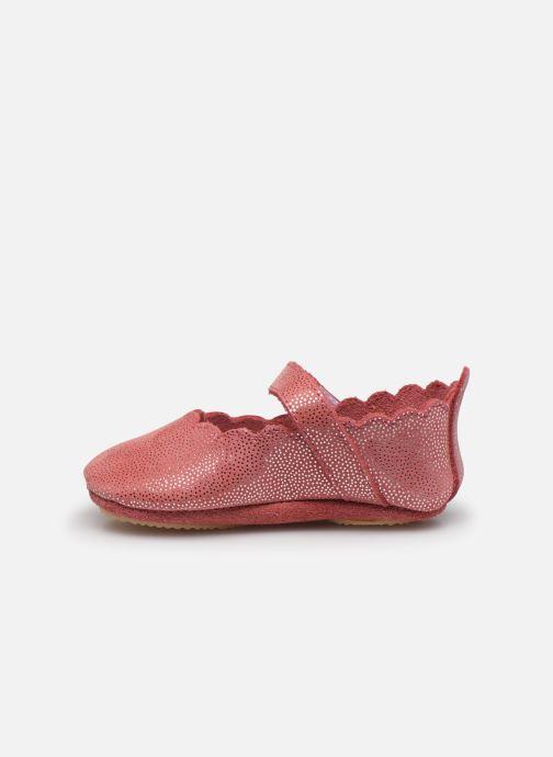 Pantoffels Patt'touch Adele Roze voorkant