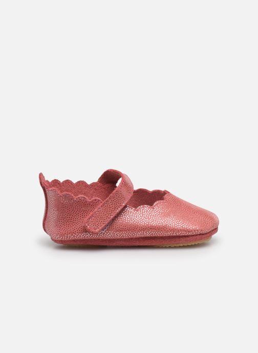 Pantoffels Patt'touch Adele Roze achterkant