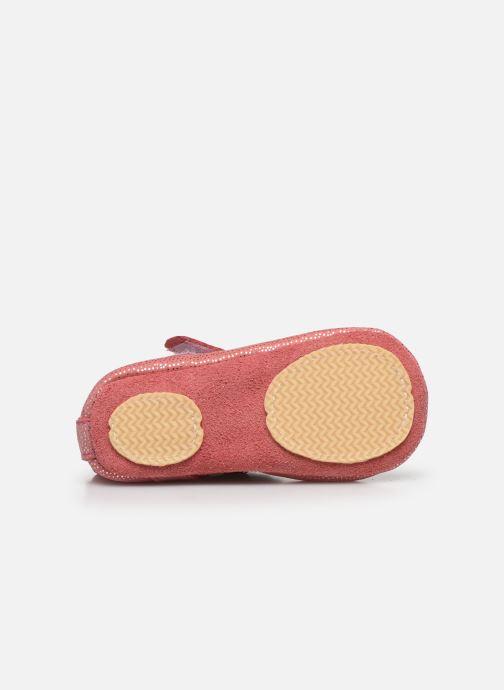 Pantoffels Patt'touch Adele Roze boven