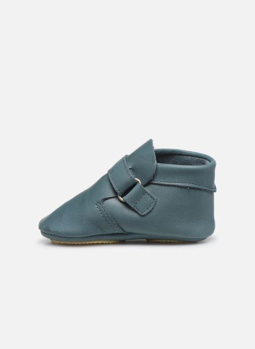 Pantoffels Patt'touch Yael Blauw voorkant
