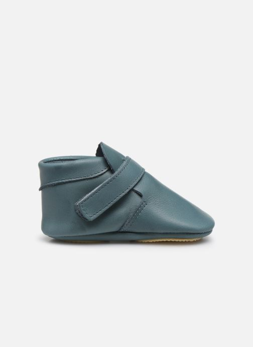 Pantoffels Patt'touch Yael Blauw achterkant