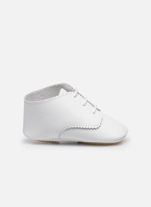 Pantoffels Patt'touch Ange Wit achterkant