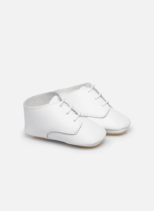 Pantofole Patt'touch Ange Bianco vedi dettaglio/paio