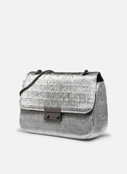 Handtaschen COSMOPARIS OMANE silber schuhe getragen