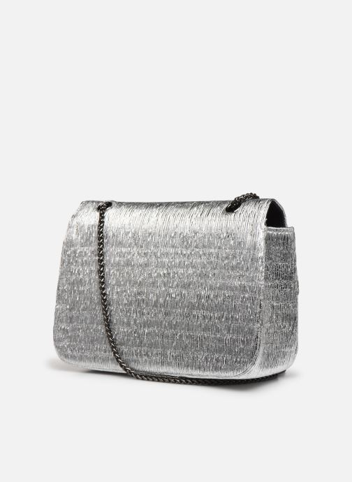 Handtaschen COSMOPARIS OMANE silber ansicht von rechts