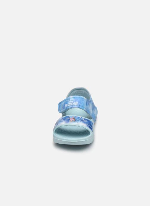 Sandales et nu-pieds Frozen Soucis Violet vue portées chaussures
