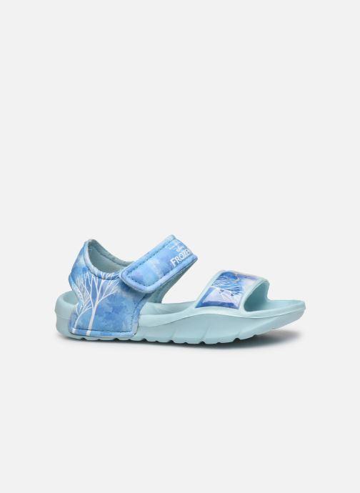 Sandales et nu-pieds Frozen Soucis Violet vue derrière