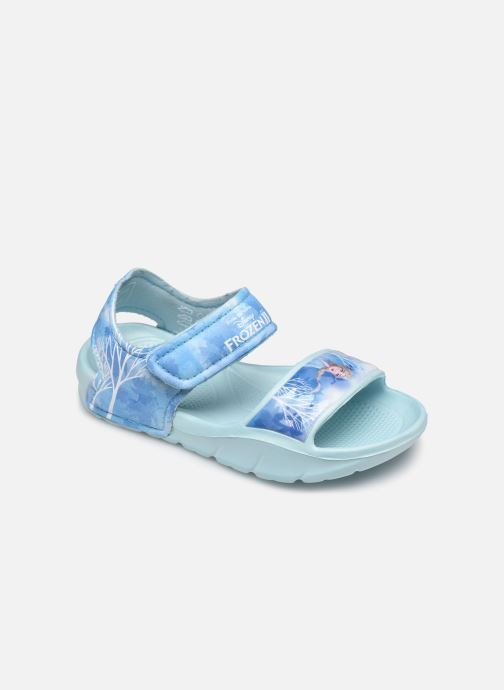 Sandales et nu-pieds Frozen Soucis Violet vue détail/paire