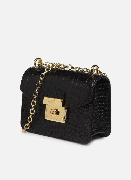 Handtassen Lauren Ralph Lauren BECKETT 16 CROSSBODY MINI Zwart model