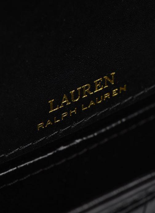 Sacs à main Lauren Ralph Lauren BECKETT 16 CROSSBODY MINI Noir vue derrière