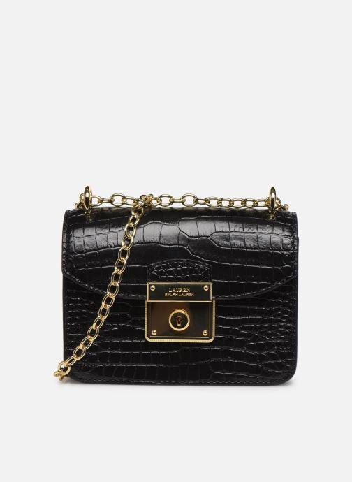 Handtassen Lauren Ralph Lauren BECKETT 16 CROSSBODY MINI Zwart detail