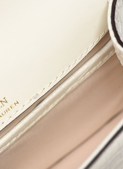 Sacs à main Lauren Ralph Lauren BECKETT 16 CROSSBODY MINI Blanc vue derrière