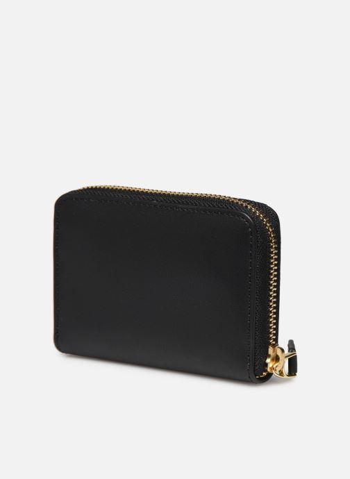 Petite Maroquinerie Lauren Ralph Lauren SM ZIP WALLET SMALL Noir vue droite