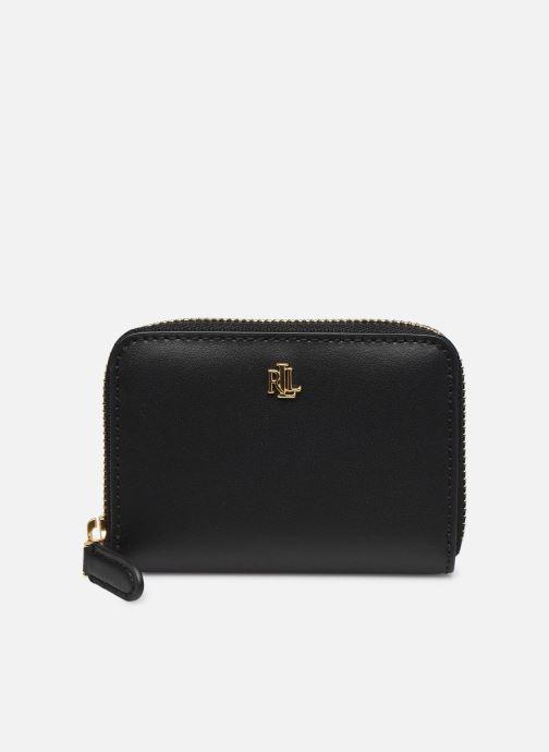 Petite Maroquinerie Lauren Ralph Lauren SM ZIP WALLET SMALL Noir vue détail/paire
