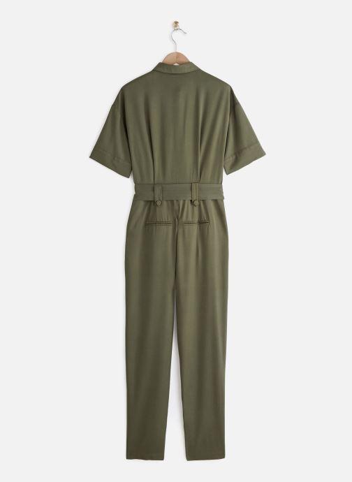 Vêtements Y.A.S YASENDA JUMPSUITS Vert vue bas / vue portée sac