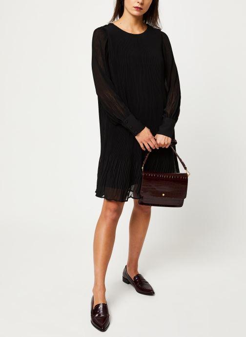 Vêtements Y.A.S YASKRYSTLE SHORT DRESSES Noir vue bas / vue portée sac