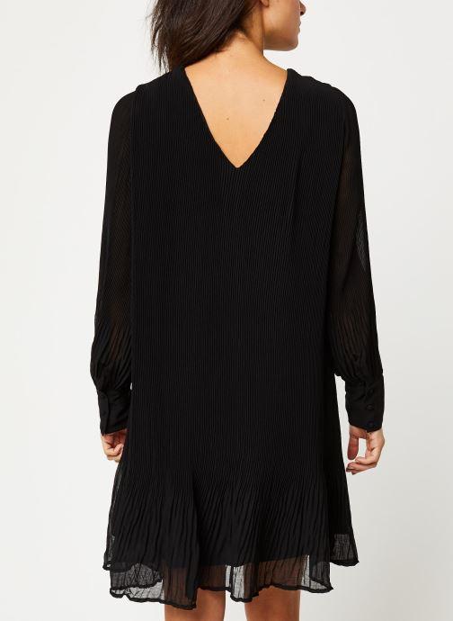 Vêtements Y.A.S YASKRYSTLE SHORT DRESSES Noir vue portées chaussures
