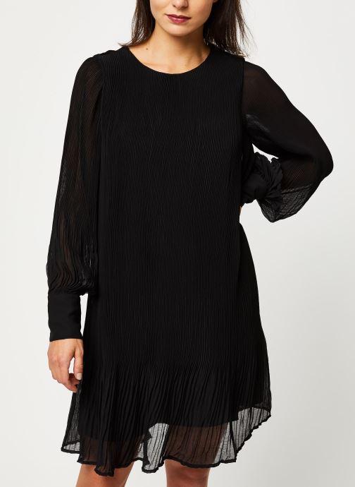 Vêtements Y.A.S YASKRYSTLE SHORT DRESSES Noir vue droite