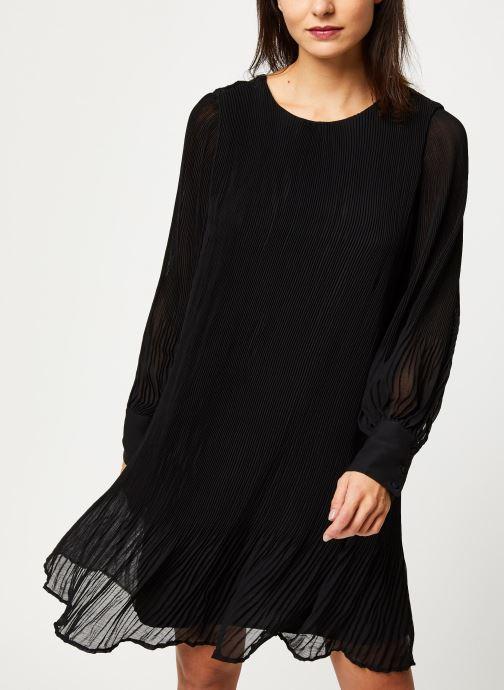 Vêtements Y.A.S YASKRYSTLE SHORT DRESSES Noir vue détail/paire