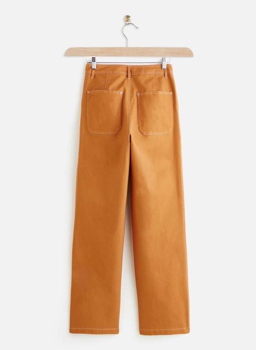 Y.A.S Pantalon droit - Yassybelia Pants (Orange) - Vêtements chez Sarenza (424084) Z4dr7
