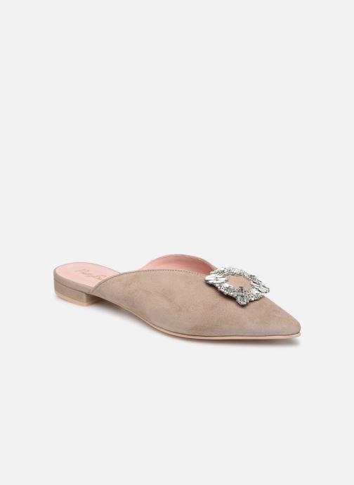 Mules et sabots Pretty Ballerinas 48481 Beige vue détail/paire