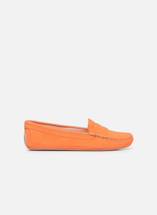Mocassins Pretty Ballerinas 48917 Orange vue derrière