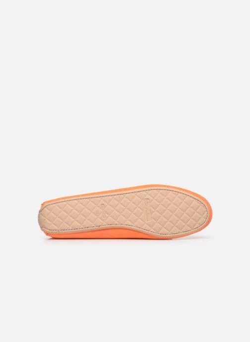 Mocassins Pretty Ballerinas 48917 Orange vue haut