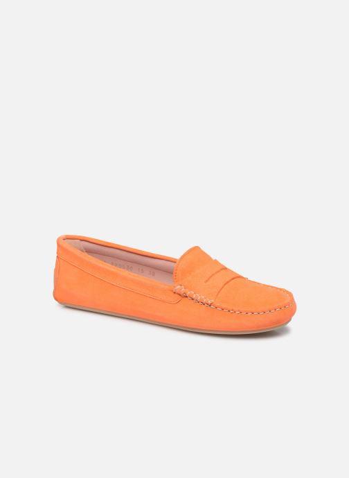 Mocassins Pretty Ballerinas 48917 Orange vue détail/paire