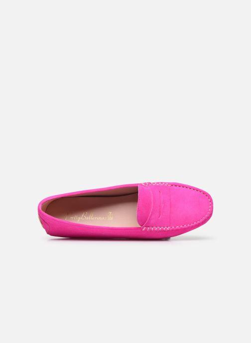Pretty Ballerinas 48917 (Rose) - Mocassins chez Sarenza (424103)