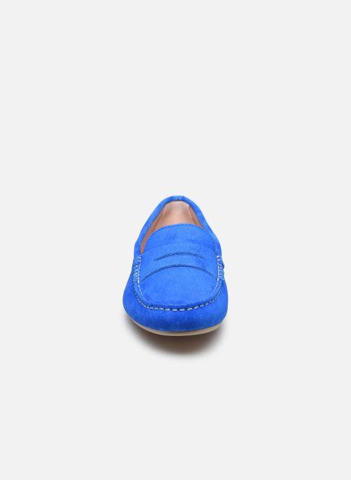 Mocassins Pretty Ballerinas 48917 Bleu vue portées chaussures