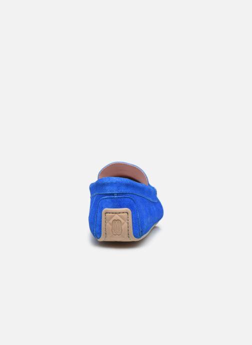 Mocassins Pretty Ballerinas 48917 Bleu vue droite