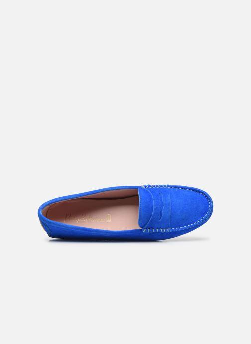 Mocassins Pretty Ballerinas 48917 Bleu vue gauche