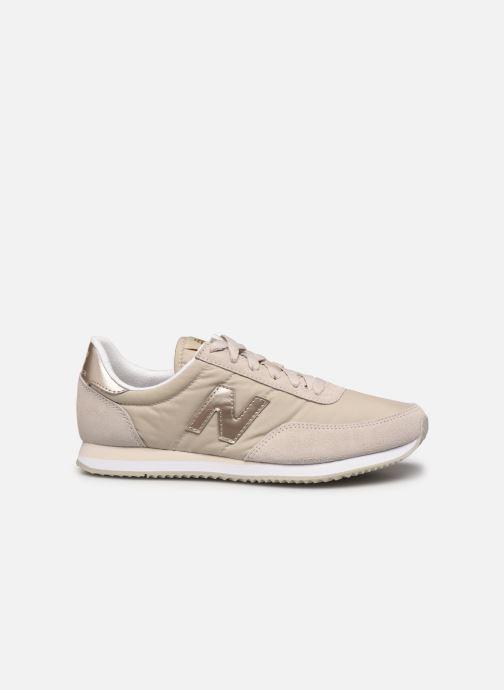 Sneaker New Balance WL720 beige ansicht von hinten