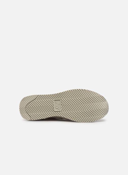Sneaker New Balance WL720 beige ansicht von oben