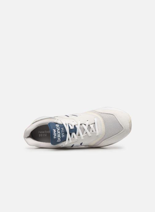 Baskets New Balance CM997 Blanc vue gauche