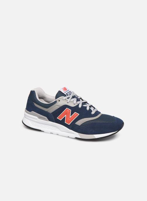 Sneaker New Balance CM997 blau detaillierte ansicht/modell