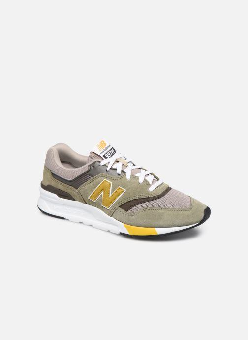 Sneakers New Balance CM997 Groen detail