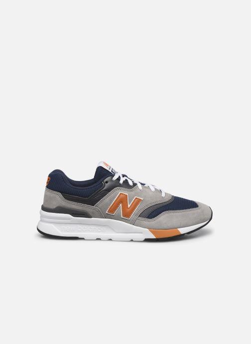 Sneaker New Balance CM997 grau ansicht von hinten