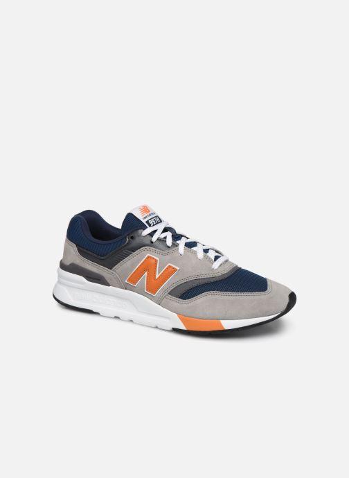 Sneaker New Balance CM997 grau detaillierte ansicht/modell