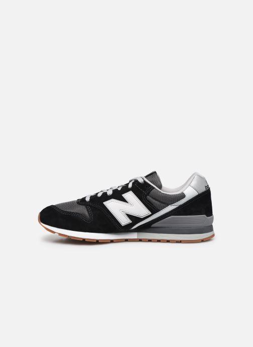 Sneaker New Balance CM996 schwarz ansicht von vorne