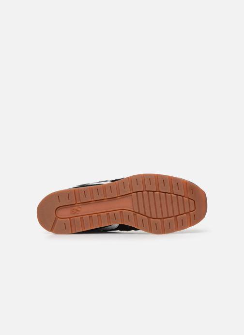 Sneaker New Balance CM996 schwarz ansicht von oben
