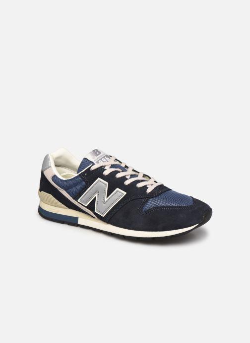 Sneaker New Balance CM996 blau detaillierte ansicht/modell